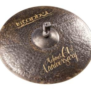 """Istanbul Mehmet 14"""" 61st Anniversary Vintage Hi-Hat Cymbals (Pair)"""