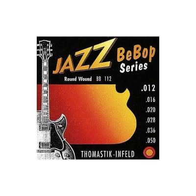 Thomastik Jazz BeBop Electric Strings 12-50