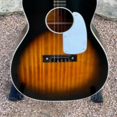 Stella, Harmony Tenor Guitar  H929TG 1960's Sunburst