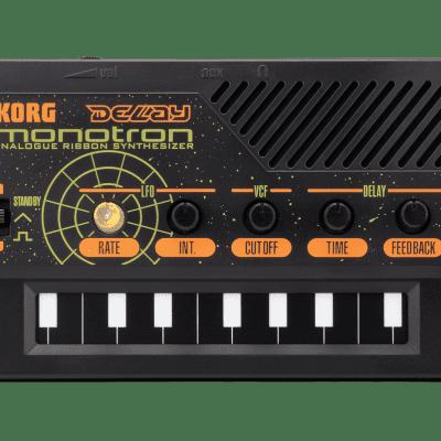 Korg Monotron Delay Analogue Ribbon Synthesizer Synth