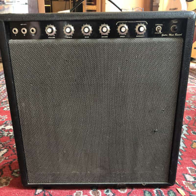 Vintage Traynor YGM Guitar Mate Reverb Tube Combo Amp c.1970s for sale