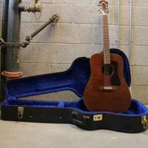 Guild D-25 Ruby Red 1981