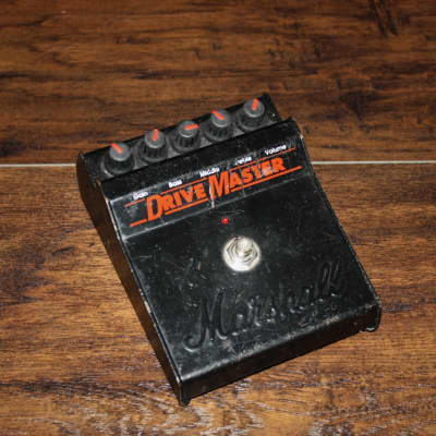 Marshall Drive Master Overdrive Guitar Effect Pedal for sale