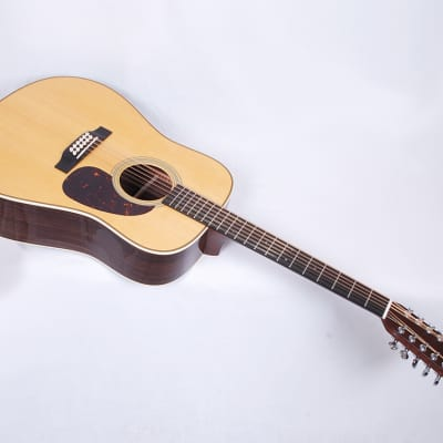 Martin HD12-28 Reimagined Rosewood Spruce 12-String With Case @ LA Guitar Sales