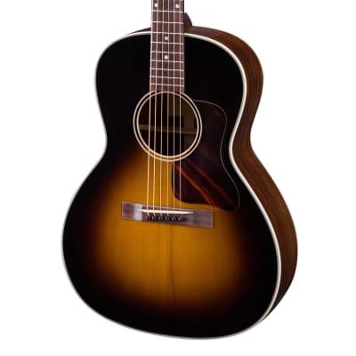 Eastman E20OOSS Slope Shoulder OO Acoustic Guitar Sunburst w/ Hardshell Case