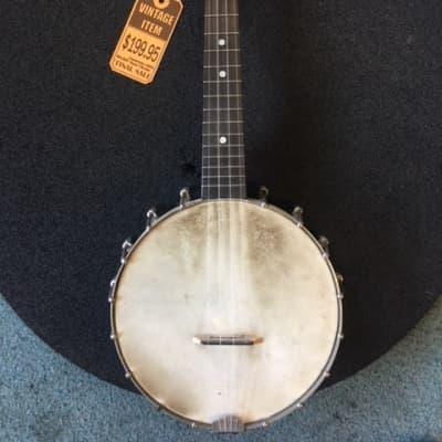 1920's Concertone Banjolele for sale