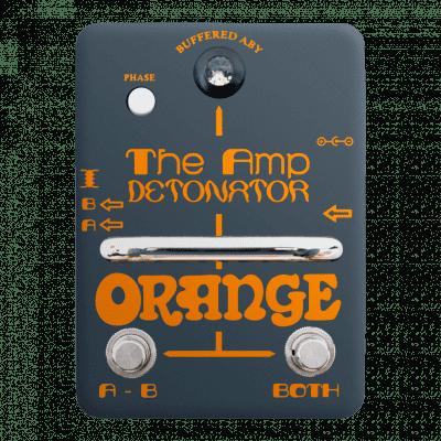 Orange The Amp Detonator ABY