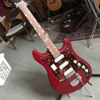 Norma EG 470-3 70s Red Sparkle for sale