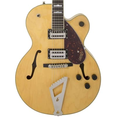 Gretsch G2420 Streamliner Hollow Body with Chromatic II Broad'Tron Pickups Village Amber