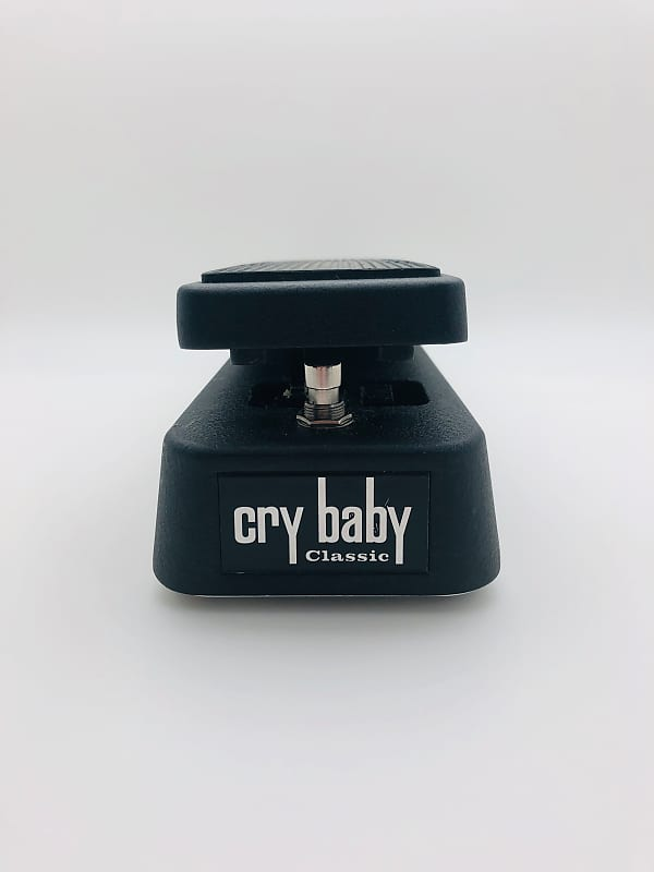 Dunlop GCB-95F Cry Baby Classic Fasel Wah Pedal | Reverb