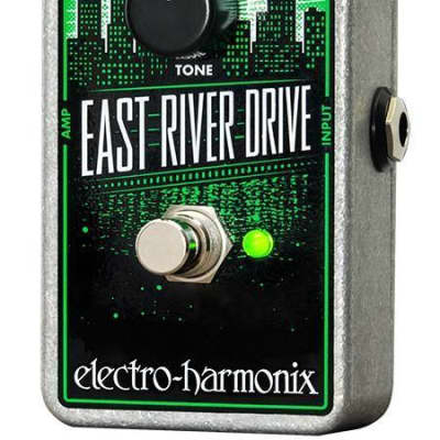Electro Harmonix East River Overdrive Guitar Effects Pedal for sale