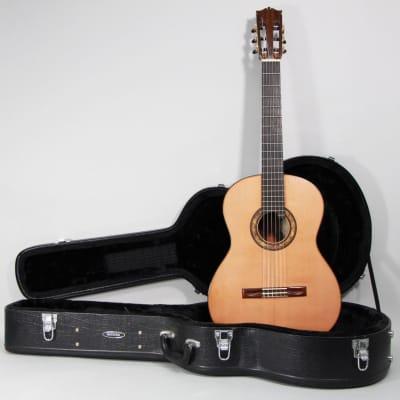 Richard Prenkert Brazilian Rosewood Classical Guitar w/HSC for sale