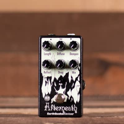 EarthQuaker Devices Afterneath V3 Enhanced Otherwordly Reverberation Machine