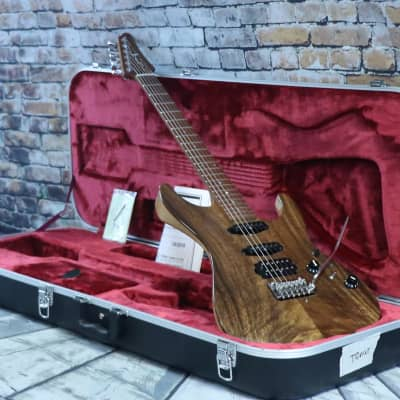 Ibanez TQM1 Tom Quayle Signature Series Solid-body Electric Guitar