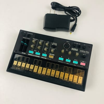 Korg Volca FM Synthesizer Senquencer w/ Power Supply image