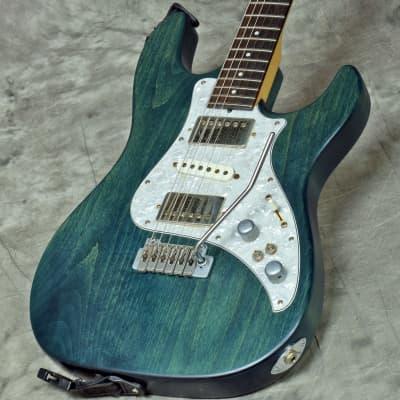 Varita Custom Guiatr SOLTAR 5053 HSH Stone Wash Blue 08/01 for sale