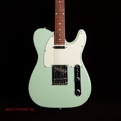 Lieber Tele 2020 Sea Foam Green/natural for sale
