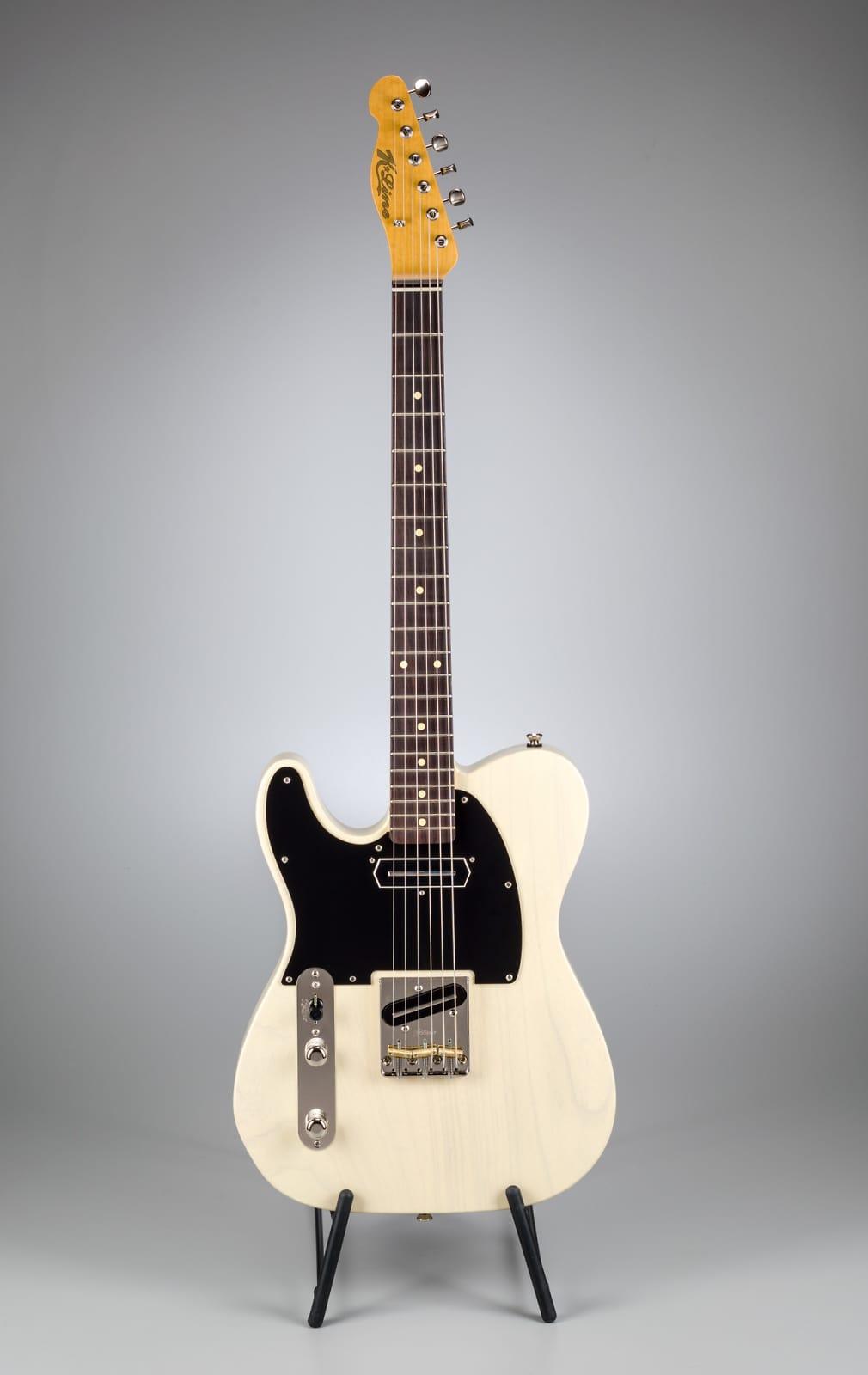 K Line Guitars K-Line Truxton 2016 Bl...