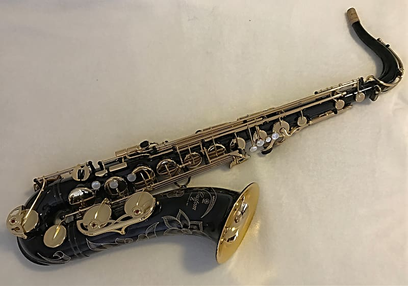 Yamaha YTS-82ZII Custom Z Tenor Saxophone Lacquered