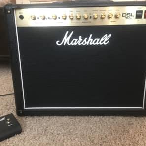 Marshall DSL40C Black/Black