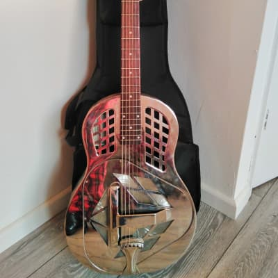 Regal RC51 Tricone Resonator Guitar for sale