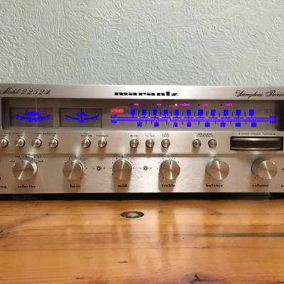 Marantz Model 2252B Stereophonic Receiver