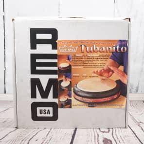 "Remo Valencia Tubanito Tubano Drum 10"""