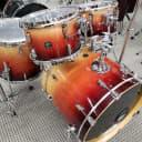 "Gretsch Renown Maple Series 10"" / 12"" / 16"" / 22"" / 5x14"" Euro 5pc Kit w/Stands"