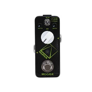 NEW MOOER MODVERB Modulated Ambient Reverb Pedal