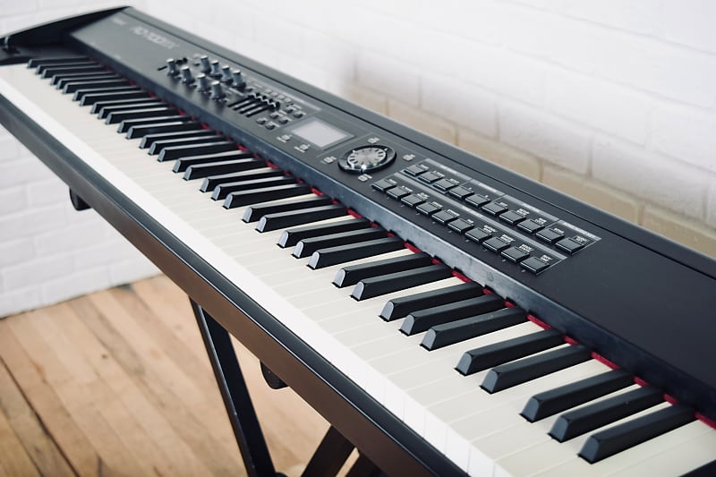 roland rd 700gx keyboard synthesizer near mint condition 88 reverb. Black Bedroom Furniture Sets. Home Design Ideas