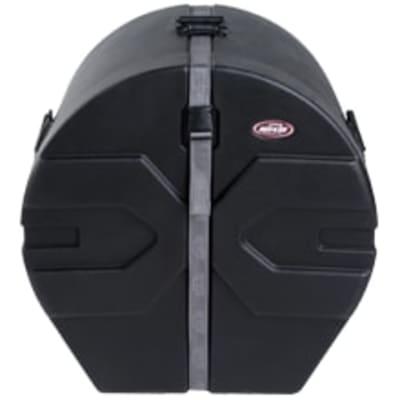 SKB - 14 X 18 Marching Bass Drum Case w/Padded Interior - 1SKB-DM1418