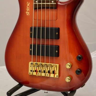 Shine 6-String Active Bass for sale
