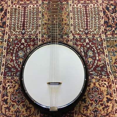 Paramount Tenor Banjo with case for sale