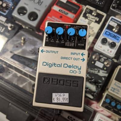 Boss Digital Delay 3