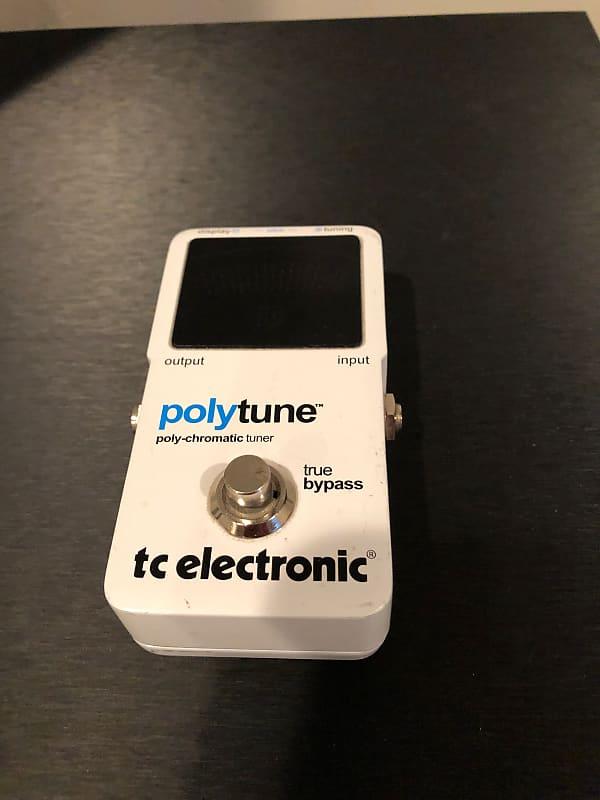 Tc Electronic Polytune 2 : tc electronic polytune 2 polyphonic tuner pedal reverb ~ Russianpoet.info Haus und Dekorationen