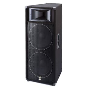 """Yamaha S215V Club Series 2-Way 15"""" Passive Speaker"""