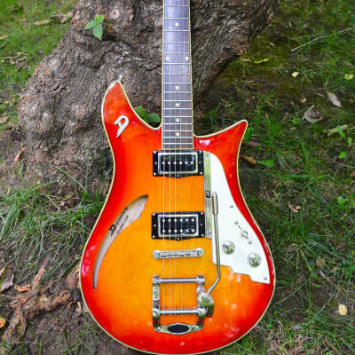 Duesenberg Double Cat 2009 Cherry Burst for sale