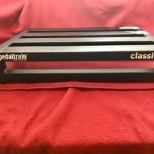 Pedaltrain Classic Jr Pedalboard 4 Rails 18x12.5 w/Soft Case