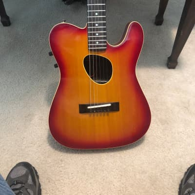 Kramer Ferrington 1985 - 1986 Sunburst for sale