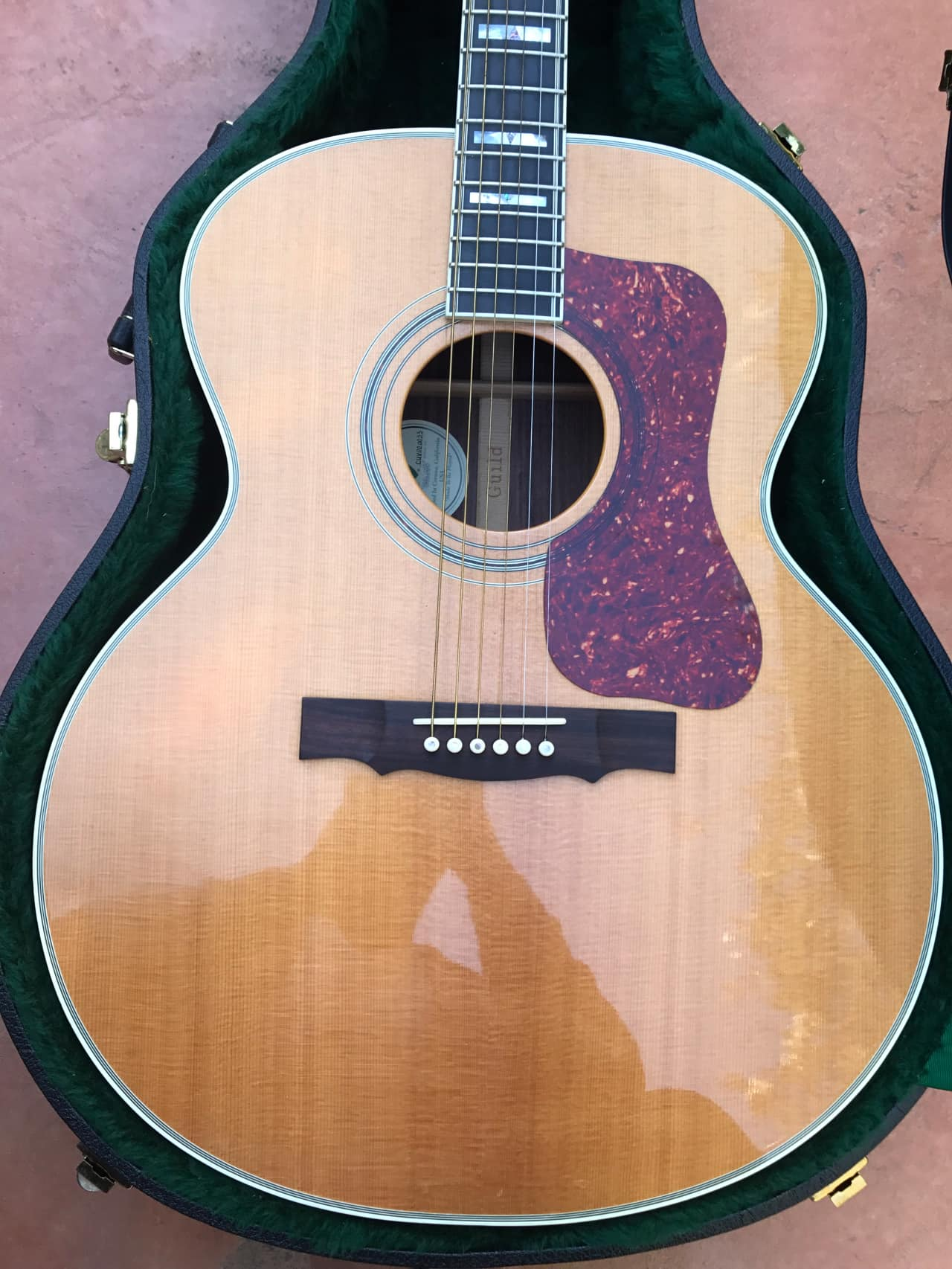 from Conrad dating guild guitars corona