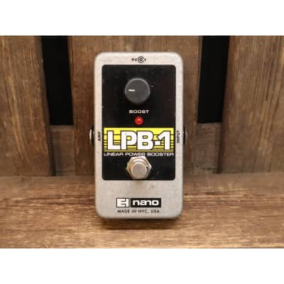Electro Harmonix EHX LPB-1 Linear Power Booster Preamp for sale
