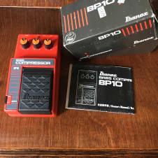 Ibanez  BP10 Bass Compressor 1980 Orange