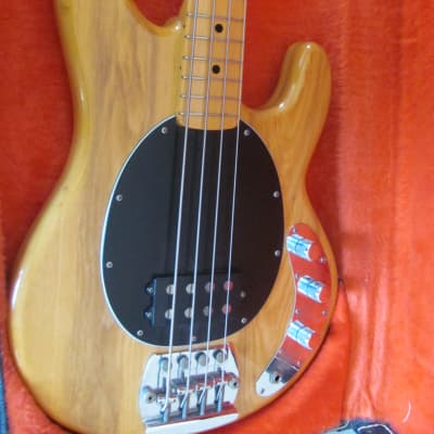 1978 Music Man Stingray Bass w/ Original Case for sale