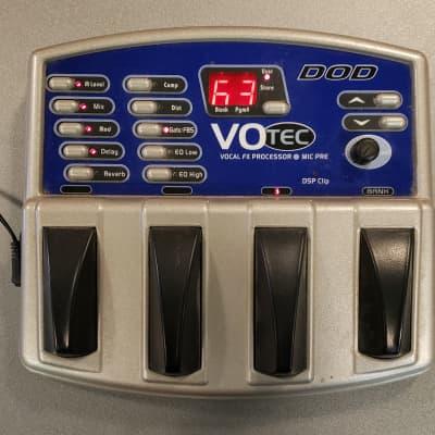 DOD Votec vocal fx processor/mic pre for sale