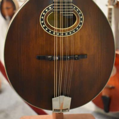 Eastman MD304 A-Style Oval Hole Mandolin
