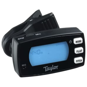 Taylor Clip-On Headstock Tuner