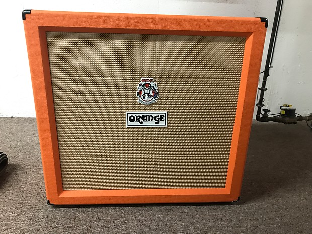 Orange PPC412HP 400w 4x12 Stereo Guitar Cabinet - Celestion | Reverb