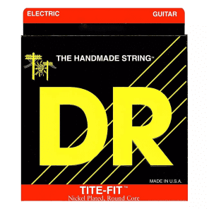 DR MT-10 Tite Fit Electric Guitar Strings (10-46)