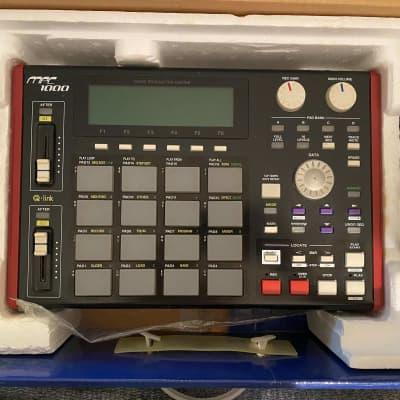Akai MPC1000 Sampling Drum Machine and Sequencer