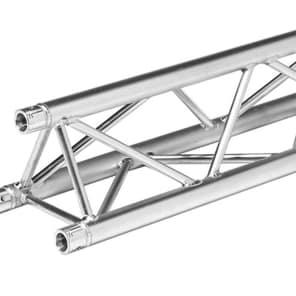 """Global Truss TR-4079 F33 12"""" Triangle Truss 6.56'/2.0m Straight Segment"""